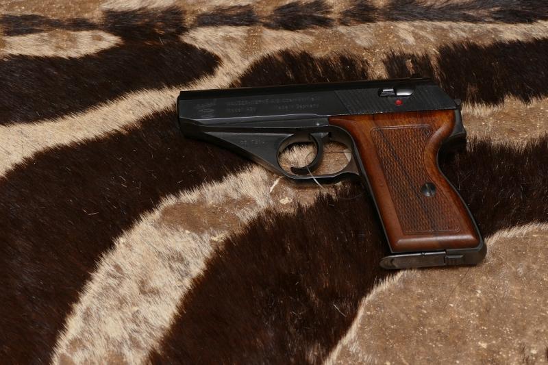 Mauser Mod. HSc